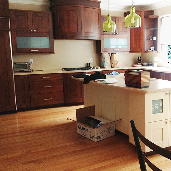 2016 Kitchen Transformed  BEFORE